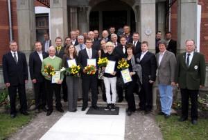 Välja antud stipendiumid 2010