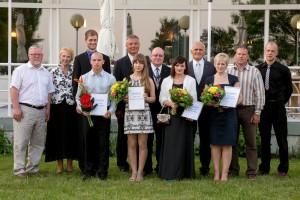 Välja antud stipendiumid 2014